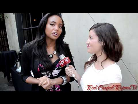 Meagan Tandy at 5th Annual Valentine Romance Oscar Style Lounge @meagantandy