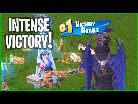 Intense Final 3 Victory Royale!