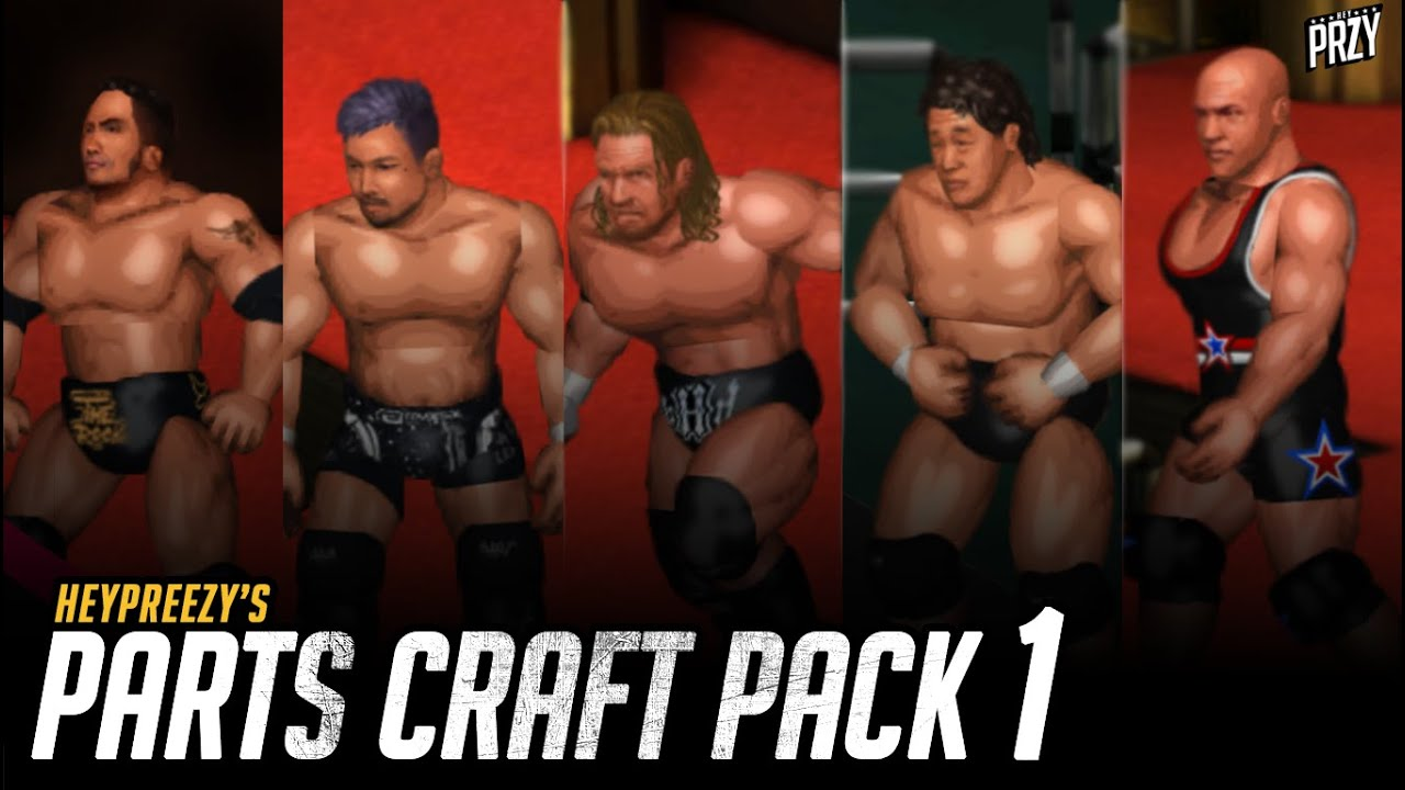 Download FPW World | My Parts Craft Pack #1 [PS4/PC]
