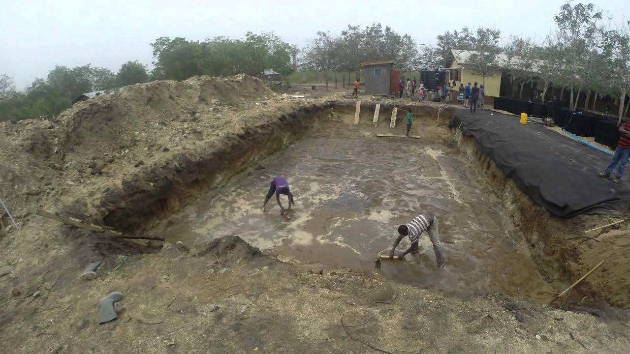 ghana rain water harvest