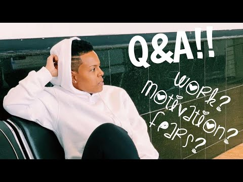 Answering your Questions! | Q&A! | Work, Motivation, Biggest Fear, Younger Youtubers Competition?