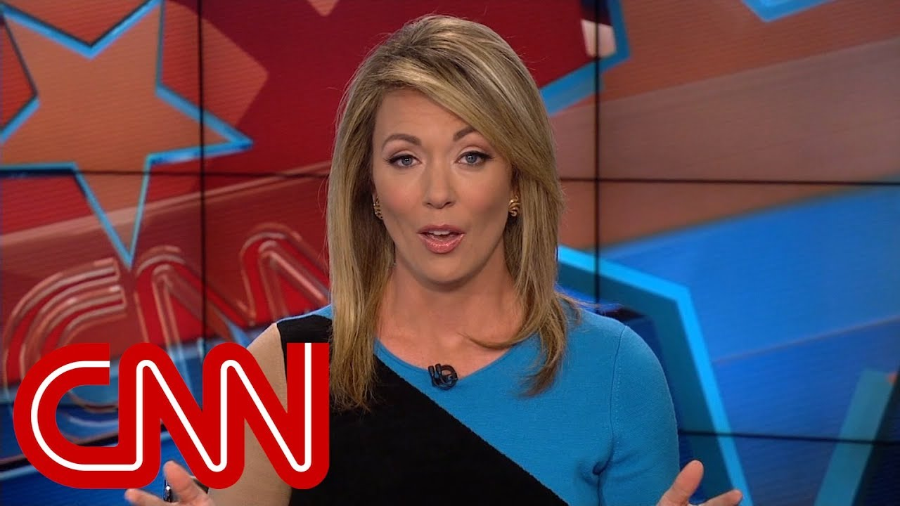 Cnn Anchor Reads Epic List Of 2018 News