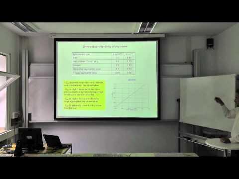 Dr. Alexander Ryzhkov - Definition and informative content of Doppler polarimetric radar variables