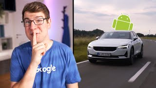 Wie Google die Automobil Industrie übernimmt! (Android Automotive) - felixba