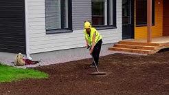 Uuden nurmikon perustaminen