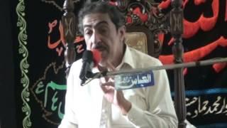 Allama Ghazanfar Abbas Tonsvi 2015 Pindi Gheb