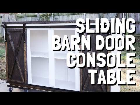 1 3 Thaostudios Com Diy Farmhouse Sliding Barn Door
