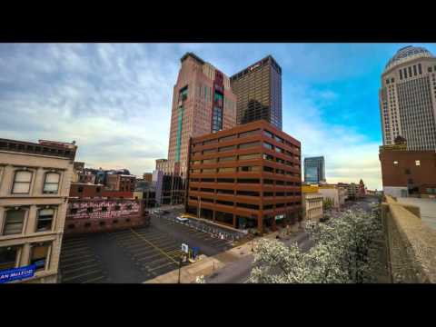 Louisville in Motion - A tour of Louisville in spring