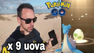 Fuerteventura ep3. Shiudo 9 uova da evento 2km: Pokémon Go Ita