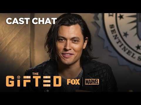 UnboXed: Blair Redford & Jamie Chung  THE GIFTED