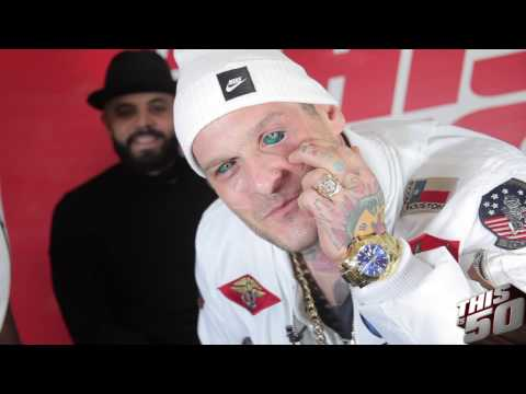 Polish MMA Fighter & Rapper Popek Talks Cutting His Face & Making Friend Eat It + Love of Tupac