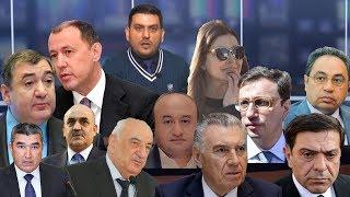 Azərbaycanın var-dövlətini talamış, VURULMUŞ MƏMUR ONLUĞU - BUMERANG