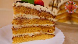 Любовь из первого кусочка Нежнейший медовый торт Ватка
