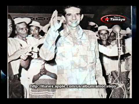 Amor Viejo - Yin Carrizo - Música de Panamá - Discos Tamayo