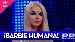 Video La Barbie Humana contó impactantes detalles de su vida - PRIMER PLANO download MP3, 3GP, MP4, WEBM, AVI, FLV Agustus 2018