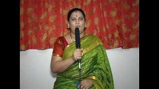 Aadi Matham Mulaipari Thiruvizha Explanation by Amma Sharmila Devi 2013