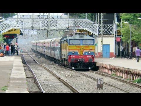 Ultimate Mumbai - Pune Duo : Legendary Deccan Queen : Deccan Express : [2 in 1] : INDIAN RAILWAYS