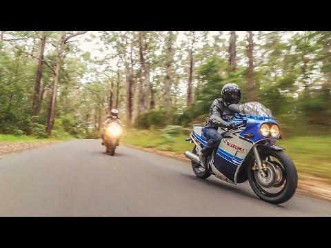 Gixxers Down Under: Suzuki's GSX-R on Australia's Great Ocean Road | On Two Wheels