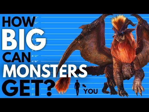 Are Monster Hunter Sized Animals Possible? thumbnail