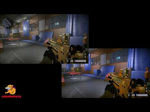 Warface with Nvidia Game Filter Effects thumbnail
