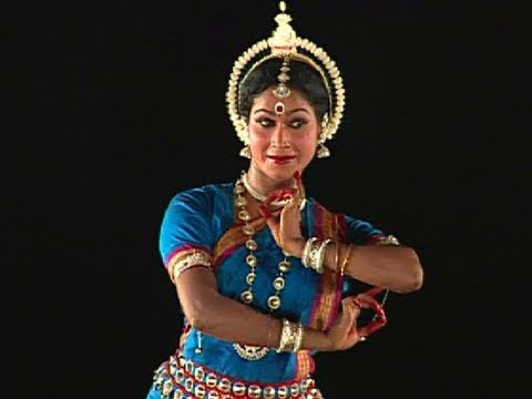 Odissi Dance by Sujata Mohapatra Part 4 - Pallavi