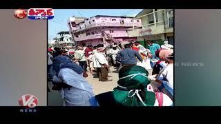 Indore Locals Attack Medical Team Screening Coronavirus Suspects  Teenmaar News