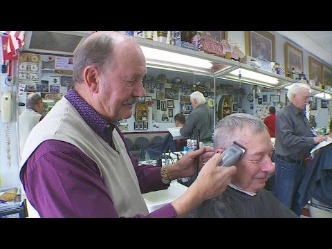 Finding Minnesota: Paul's Barber Shop