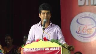 bharat school vellore annual day 2017 erode mahesh speech