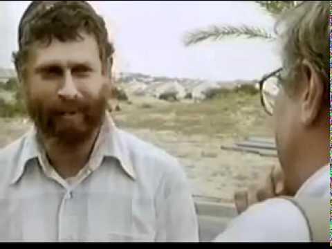 Robert Fisk Interviews Religious Israeli Settlers
