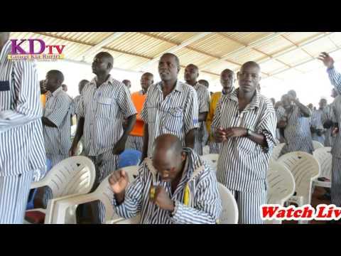 Kenya Largest Prison(Kamiti Prison)very inspiring Testimonies