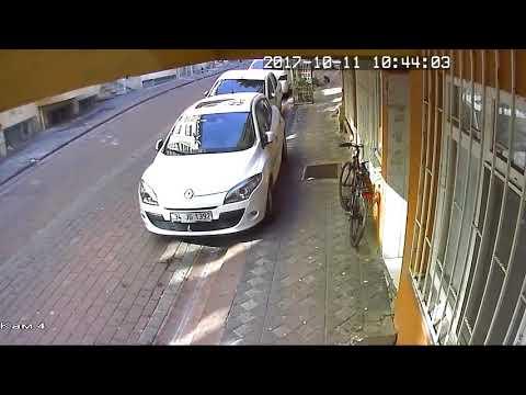 Bisiklet çaldı ama tutdilar.İstanbul/Zeytinburnu.Gökalp Mah.