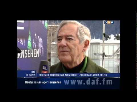 DAF in Davos - Interview Roland Berger (Teil 1 von 2)
