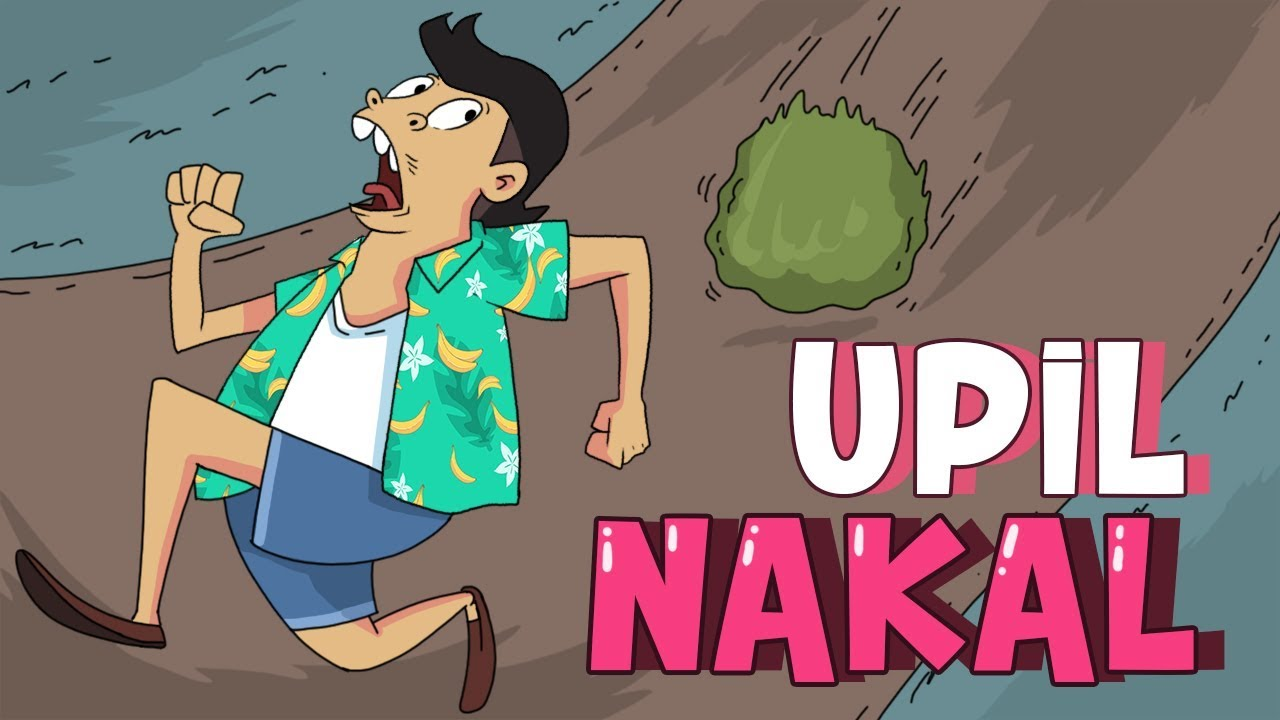 Kartun Lucu Upil Nakal Om Perlente Animasi Indonesia Terpopuler