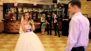 песня невесты / невеста поет