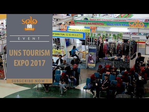 Event Solo: UNS Tourism Expo 2017 - SOLO 60 DETIK