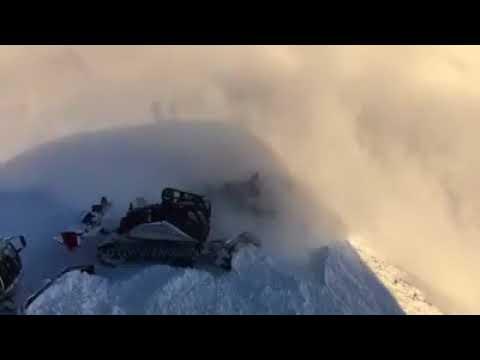 Avalanche en suisse
