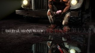 Twisted Metal Black All Cutscenes Movie