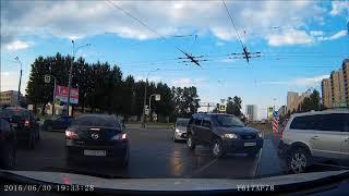 Смотреть видео дтп санкт петербург ириновский проспект онлайн