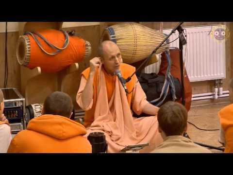 Шримад Бхагаватам 1.8.19 - Бхакти Ананта Кришна Госвами