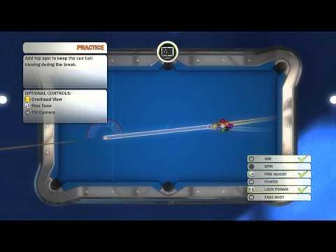 "Pool Nation #1 ""Tutorial &  Box Of Tricks & Endurance Mode"" (HD 1080p 60fps)"