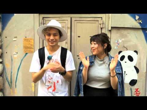 ぽわん-MV「女の子と男の子(feat.クボタマサヒコ)」