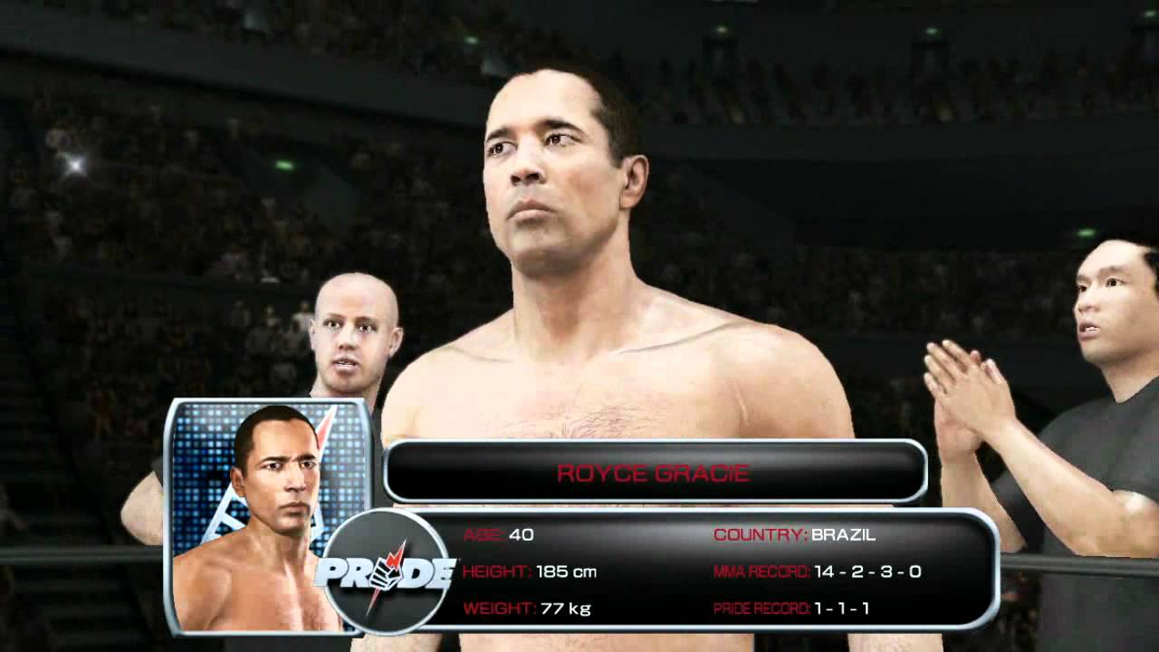 「UFC Undisputed 3」(PS3/Xbox 360)GEORGES ST-PIERRE VS ROYCE ...