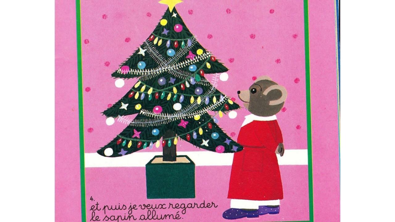 Joyeux Noel Petit Ours Brun.Petit Ours Brun Prepare Noel
