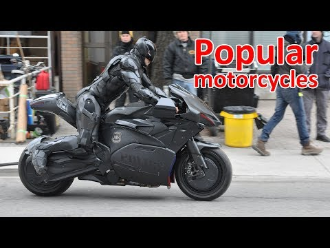 Movie Motorcycles