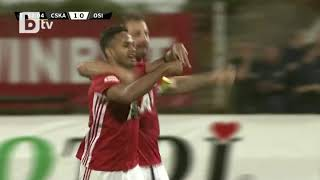 РЕПОРТАЖ: ЦСКА - Осиек 1:0
