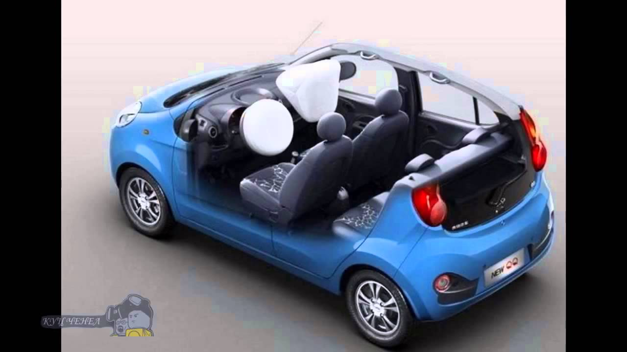 New Chinese cars Chery QQ 2015 - YouTube