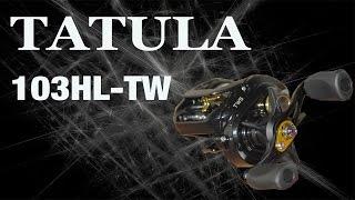 Daiwa Bait reel  TATULA 103HL-TW From JAPAN