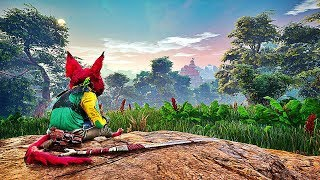 BIOMUTANT FIRST Gameplay Trailer (Open World Kung-Fu Game) 2018