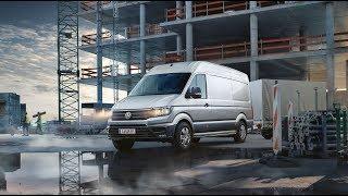 Новий  Volkswagen Crafter - надійний та якісний автомобіль для найважчих завдань.