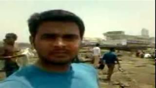Mumbai Samundar Near Haji Ali Dargah 24-April- 2014